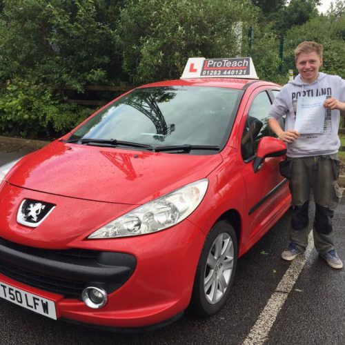 First Time Pass for James