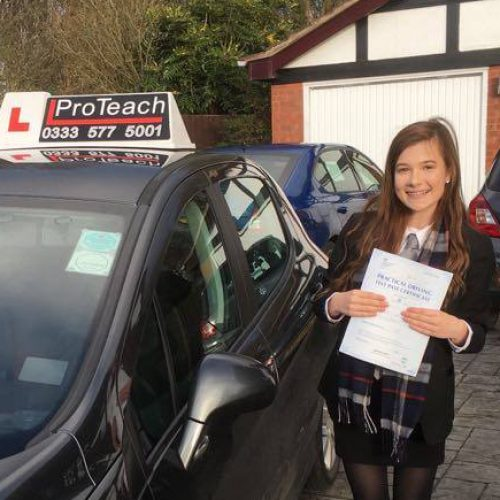 1st Time Pass for Eleanor