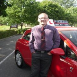 John Rees, Driving Instructor in Derby and Burton
