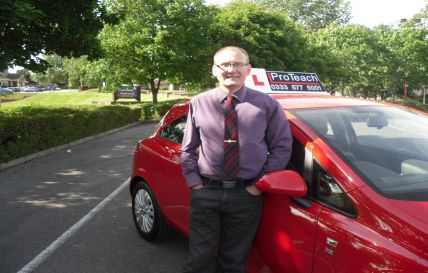 swadlincote driving instructor john rees