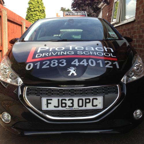 Ann Wyatt, Driving Instructor in Burton