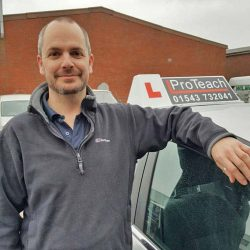 Rob Garrard, Driving Instructor in Lichfield, Brownhills, and Burntwood
