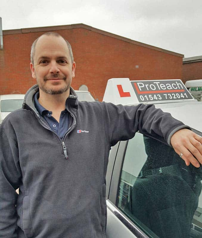 Rob Garrard Driving Instructor