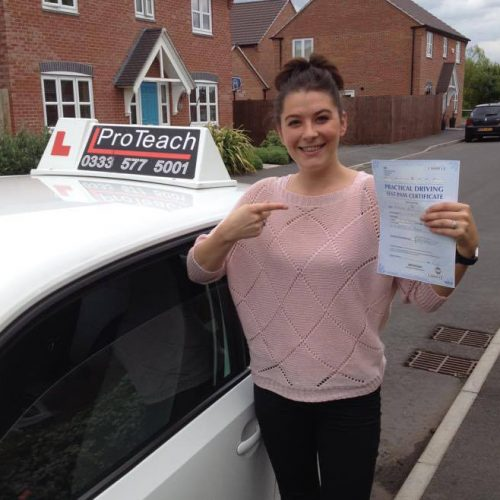 First Time Pass for Michelle Murr