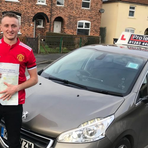 Another First Time Pass for our instructor Tom