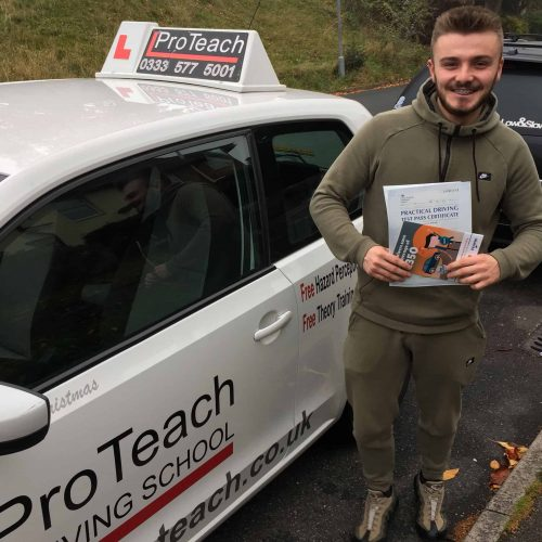 Intensive First Time Pass for Casey O'Toole