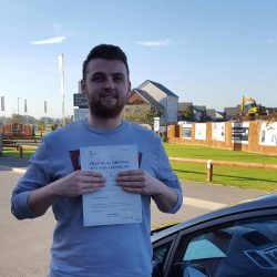 First Time Pass for Ashley Smith