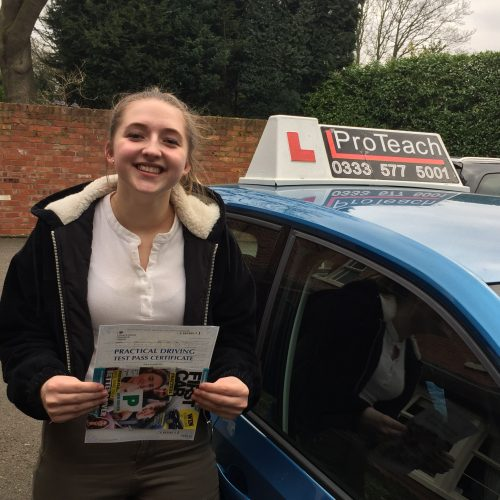 First Time Pass for Emily