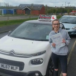 Laura Dancer passes in Burton