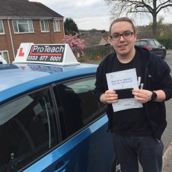 Intensive First Time Pass for Seb Kinnersley