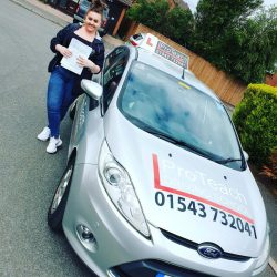 First time pass for Beth
